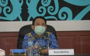 Wali Kota Palangka Raya Ingatkan Warga Jangan Takut Rapid Test