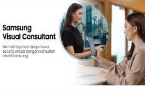 Samsung Indonesia Buka Layanan Purnajual Virtual