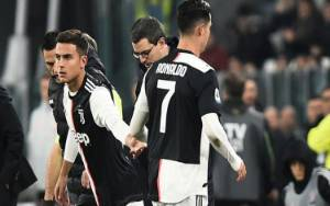 Juventus vs Torino Live RCTI, Duet Ronaldo dan Dybala Kian Padu