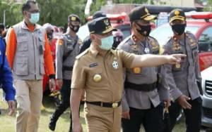Gubernur Nilai Peralatan dan Personel Sudah Siap Antisipasi Karhutla
