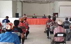 Bupati Seruyan Pimpin Mediasi Penyelesaian Tanah Adat di Suling Tambung