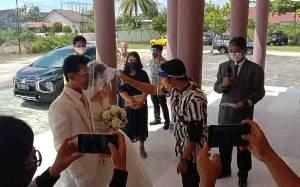Ini Syarat Pelaksanaan Pernikahan di Palangka Raya saat Pandemi Covid-19