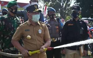 Gubernur Kalteng Sebut Karhutla Merupakan Agenda Tahunan Kamtibnas