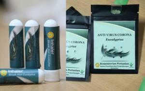Peneliti Kementan Sebut Kalung Antivirus Bukan Obat Corona