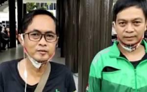 Driver Ojol Ucapkan Terima Kasih Atas BLT Dari Gubernur Kalteng