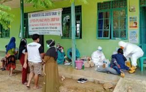 6 Orang Kontak Erat Bidan Dirawat di Samarinda Reaktif