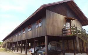 Rumah Batang Muara Teweh Direncanakan Jadi Lokasi Penanganan Pasien Covid-19
