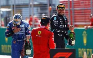 Valtteri Bottas Juara Seri pembuka Fomula 1 GP Austria