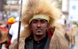 Unjuk Rasa Protes Kematian Musisi Etiopia Tewaskan 156 orang