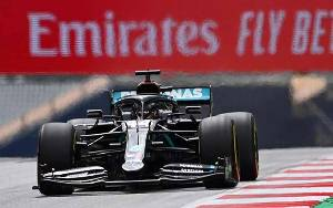 Formula 1, Bos Mercedes : Hukuman Lewis Hamilton Terlalu Berat