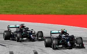 Formula 1, Bos Red Bull Minta Lewis Hamilton Minta Maaf