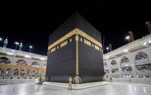 Jamaah Haji Tahun Ini Dilarang Sentuh Ka'bah dan Hajar Aswad