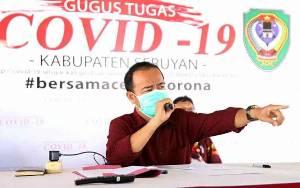 Bupati Seruyan Minta Pelaku Usaha Siapkan Fasililitas Pencegahan Covid-19