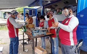 Dinas Perdagangan Barito Timur Gelar Sidang Tera Perdana di Pasar Tamiang Layang