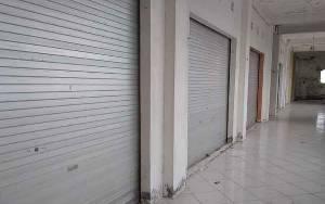 Belum Ada Pedagang Isi Kios Lantai II Pusat Perbelanjaan Seruyan