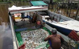 Anggota DPRD Seruyan Sarankan Kondisi Nelayan Saat Pandemi Perlu Diperhatikan