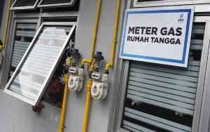 Baru 1 Persen Rumah Tangga Nikmati Jaringan Gas