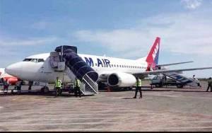 Ini Jumlah Rata-Rata Penumpang dari Bandara Iskandar Pasca Dibukanya Kembali Aktivitas Penerbangan