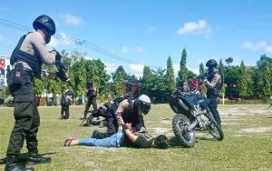 Terdengar Suara Tembakan di Mako Samapta Polda Kalteng