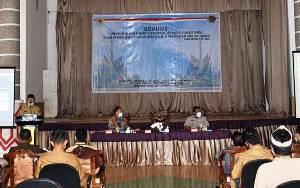 Kepala BPN Kapuas Imbau Kades Dampingi Petugas Cek Lokasi Rencana Pengembangan Food Estate