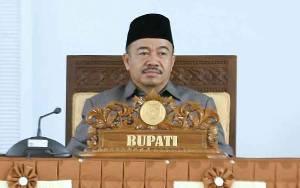 Bupati Seruyan Minta Berdayakan Pelaku Usaha Lokal Dalam Pencetakan Surat Suara Pilkades