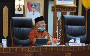Gubernur Kalteng Upaya Meningkatkan PAD di Tengah Pandemi Covid-19