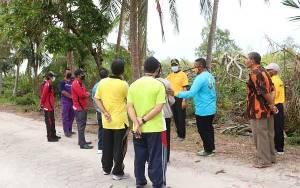 Pemkab Sukamara Siapkan Lahan 6 Hektar Untuk Pilot Project Pembudidayaan Tambak Udang