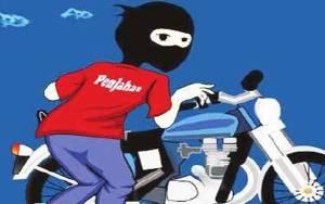 Pencuri Gasak Motor, Tabung Gas dan Televisi di Warung Soto Palangka Raya