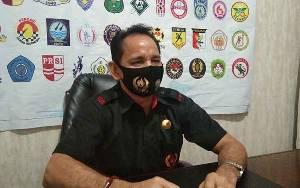 Ketua KONI Kota Palangka Raya Sebut Altet Tetap Berlatih di Masa Pandemi Covid-19
