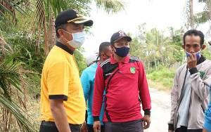 Kepala Desa Sei Pasir Harapkan Percontohan Budidaya Udang Vaneme Bawa Dampak Bagi Warga