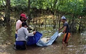 Identitas Mayat Laki-laki Ditemukan di Sungai Pasir Belum Diketahui