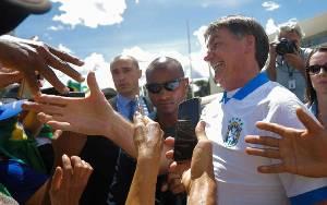 Presiden Brasil Positif Terinfeksi Virus Corona