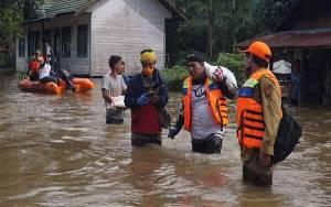 Tanggap Darurat Banjir di Kobar Diperpanjang