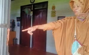 Rumah Betang di Jalan Manduhara Disantroni Pencuri