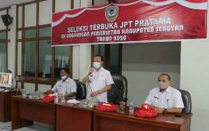 Bupati Seruyan Buka Seleksi Terbuka Jabatan Pimpinan Tinggi Pratama