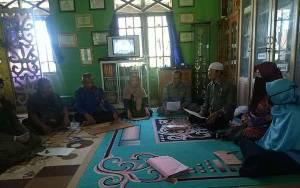 KUA Kapuas Murung Gelar Rapat Koordinasi dan Evaluasi Kinerja Penyuluh Agama