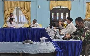 KPU Sukamara Usulkan Rapid Test Bagi Petugas Pilkada