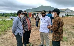 Rumah Sakit di Kecamatan Kotawaringin Lama Direncanakan Operasional Tahun 2021