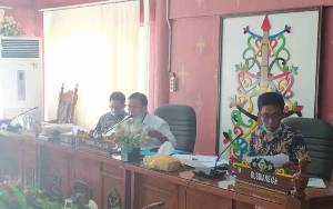 Mitra Kerja Komisi A DPRD Palangka Raya Mayoritas Lampaui Target PAD