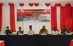 Kapolres Sukamara: Tekan Kasus Karhutla Melalui Kearifan Lokal