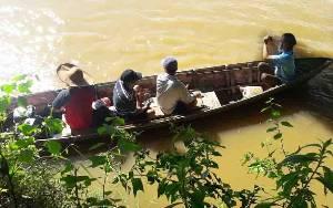 Wanita Lansia Hilang di Desa Tewang Karangan Katingan Masih Belum Ditemukan