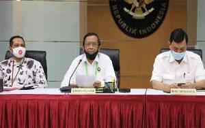 Mahfud Md Aktifkan Tim Pemburu Koruptor Demi Tangkap Djoko Tjandra