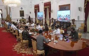 Alasan Jokowi Minta Belanja Produk Asing Direm