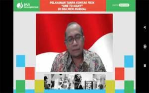 BPJS Ketenagakerjaan Gelar Webinar untuk Sosialisasikan Pelayanan Tanpa Kontak Fisik