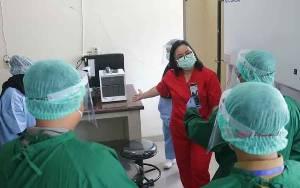 RSUD Palangka Raya Bisa Terima 24 Sampel Swab PCR Covid-19 Setiap Hari