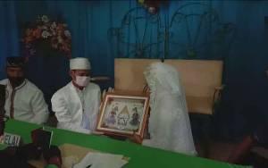 Gelar Resepsi Pernikahan dengan Protokol Kesehatan