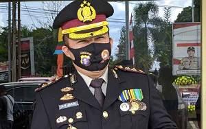 Polres Kotim Siap Amankan 905 TPS Pilkada Desember 2020