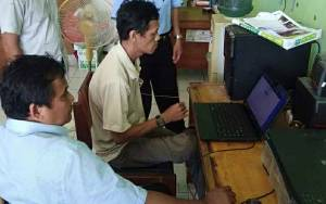 Masuki Tahun Ajaran Baru, Tata Usaha MIN 3 Kapuas Arsipkan Dokumen Penting