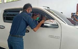 Bupati Hendra Rilis BLUe, Uji KIR Kendaraan di Lamandau Bisa Lebih Mudah
