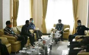 Pemkab Barito Utara Terima Kunjungan Kerja DPRD Provinsi Kalteng